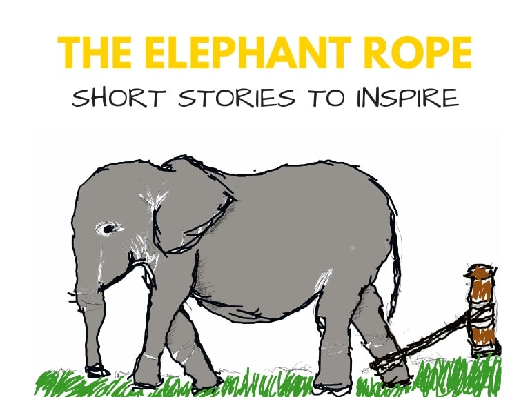 elephant rope inspiration story for dental anxiety