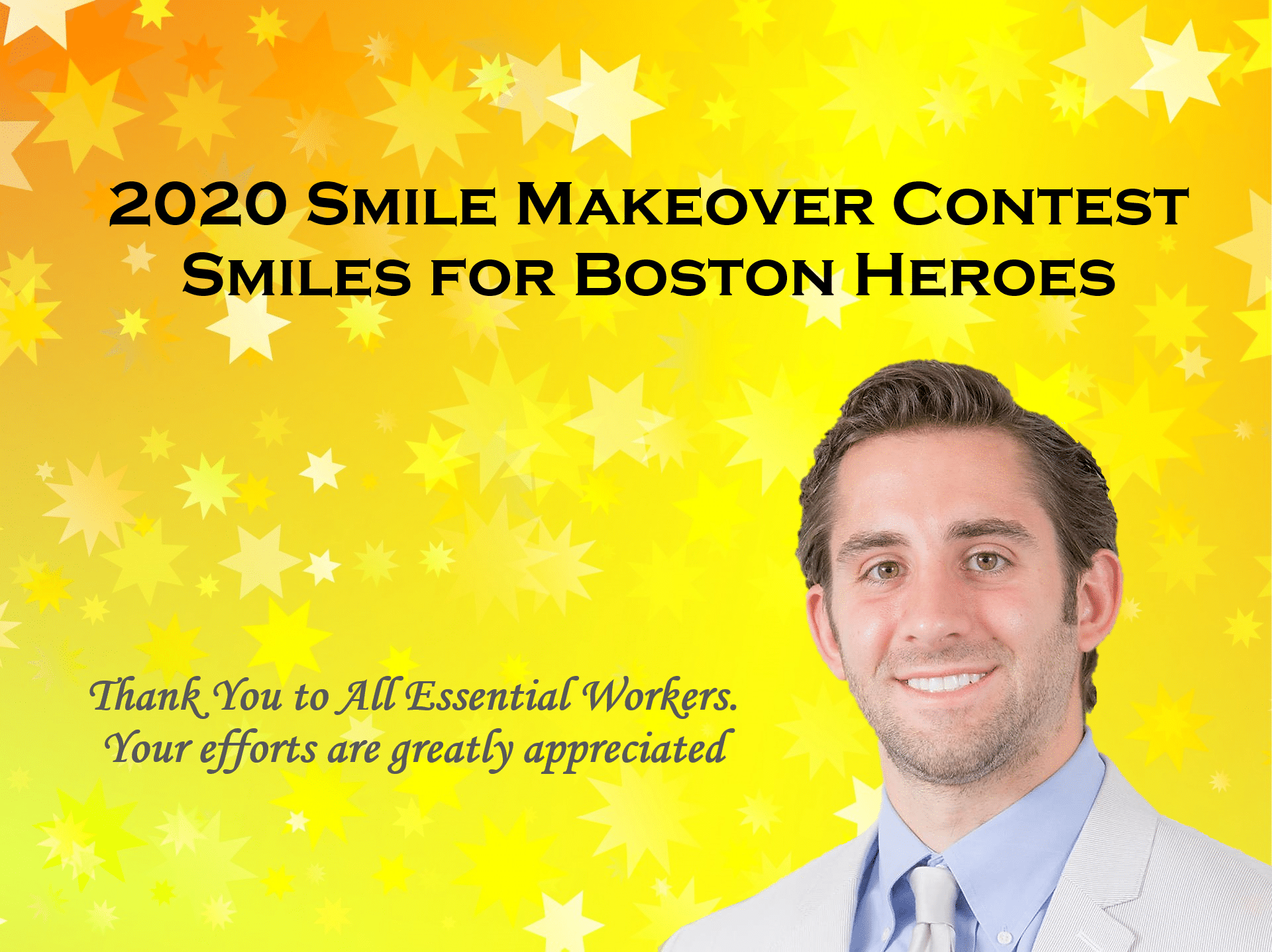 smile makeover contest and smile makeover giveaway blog post featured image
