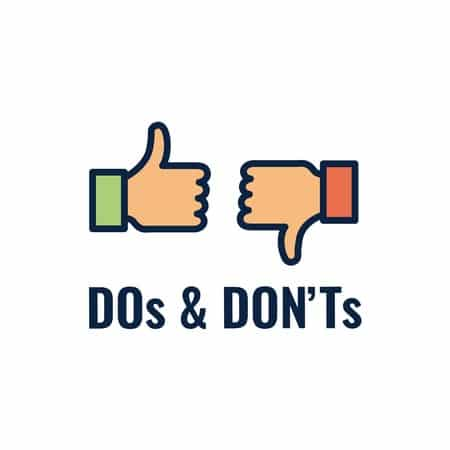 Tooth Extraction Aftercare & The Do's and Don'ts after a Tooth Extraction featured icon